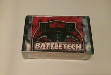 Battletech CCG Limited First Edition Booster Box Sealed NEW Rare Wizards FASA