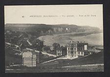 POURVILLE (76) VILLAS & HOTEL , début 1900