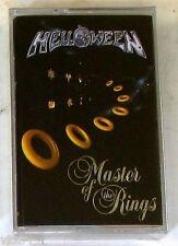 HELLOWEEN - MASTER OF THE RINGS - Musicassetta Cassette Tape MC K7 - Sealed