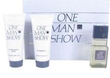 One Man Show Jacques Bogart Men 3pc Set: 3.33 oz EDT. 6.7 oz A/S Balm + S Gel