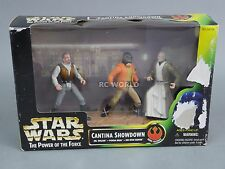 Vintage Star Wars Cantina Showdown Figure Pack #rk1