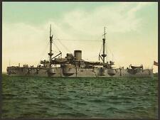 USS Texas A4 Photo Print