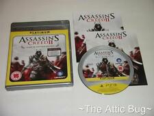 Sony Playstation 3 /PS3~Assassin's Creed II: Game of the Year Edition (Platinum)