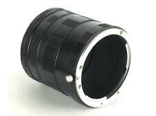 New Macro Extension Tube Ring For All Nikon SLR & DSLR Camera