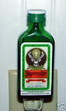 Jagermeister Mini Liquor Bottle Night Light