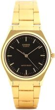 Casio Men's MTP1130N-1A 'Classic' Gold-Tone Stainless Steel Watch