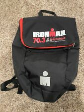 Ironman Wisconsin 70.3 Bag/Backpack Madison Triathlon Excellent Condition!