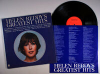 Helen Reddy - Greatest Hits (1975) Vinyl LP • Greatest Hits, I Am Woman