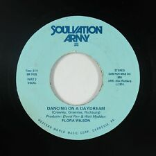 New ListingCrossover Soul 45 - Flora Wilson - Dancing On A Daydream - Soulvation Army - mp3