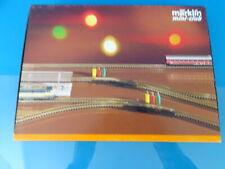 Marklin 8193 Extention Track Set T 2Mini Club Z gauge NEW in OVP