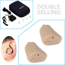 Rechargeable Digital Hearing Amplifier Aid In The Ear Adjustable Tone Hear Aids