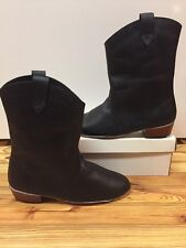 Black, Square Dance Boots, Womens Size 6 W, Mitzi Fashion
