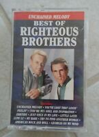 Best Of The Righteous Brothers Cassette Tape Vintage Music