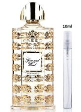 Creed Spice And Wood For Him 10ml Spray Eau De Parfum - 100% GENUINE - NOT 5ml