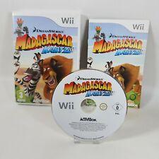 DreamWorks Madagascar Kartz Nintendo Wii Game PAL UK Complete