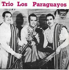 Trio LOS PARAGUAYOS MARIA DOLORES Serenata malagueña Pájaro Campana Reino Unido 45 7 EP