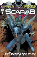 Infected Scarab #1 Blue Beetle Darkness Main Cover DC Comic 1st Print 2019 NM