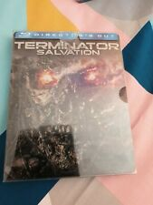 TERMINATOR : SALVATION - SWEDISH / NORWEGIAN IMPORT BLU RAY STEELBOOK