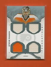 STEVE MASON - 2014-15 Upper Deck THE CUP Foundations Quad Jerseys #16/25 Flyers