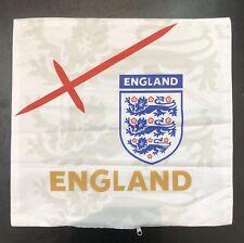 England Cushion Cover / Pillowcase (36x36cm) Brand New Stock Now