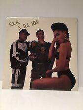 """E.Z.B. & D.J. Los record 1989 SEALED Golden Era Hip Hop ezb dj los vinyl 12"""""""
