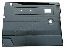 Land Rover Defender with Manual Windows Black Front Door Card LH New - DA2441