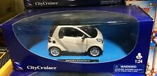 NEWRAY NEW RAY NUEVO-RAY SMART FORTWO PARA TWO escala 1/24 1:24 swatch mercedes
