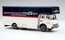 Exoto 43 / American International Race Car Transporter / Scale 1:43 / # EXO00008
