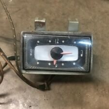 1951 1952 1953 Kaiser Dash Clock Jaeger with Oem Harness