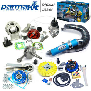 Parmakit Transformation Complet Ready Ttoo Race Racing Ø60 VESPA 125 Printemps