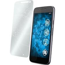 1 x Motorola Moto G4 Play Glas-Folie klar  Panzerglas für Moto G4 Play