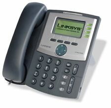 Linksys SPA942 4-Line IP Business Phone Handset + Power Supply GST & DEL INC