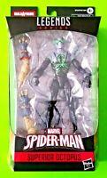 Marvel Legends Superior Octopus (BAF Demogoblin) Spider-Man Action Figure - NEW