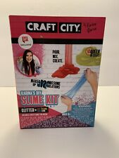 Karina's Diy Slime Kit Craft City By Karina Garcia 12 Creations + Glittler