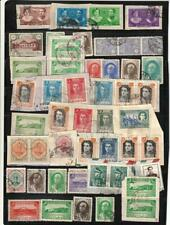 Middle East 1911-1950 Collection mostly used Stamps On Paper