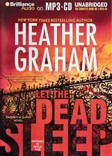 *** Heather GRAHAM / LET the DEAD SLEEP           [ Audiobook ]