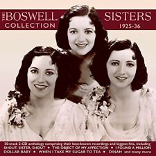 Boswell Sisters - Collection 1925-36 [New CD]