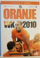 DVD: Oranje, alle hoogtepunten van het WK 2010... DUTCH