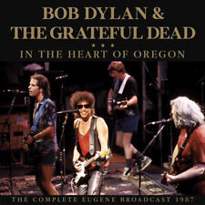 Bob Dylan and the Grateful Dead - In the Heart Oregon - CD - ZCCD112 - NEW