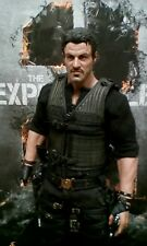 hot toys barney ross 1:6 scale
