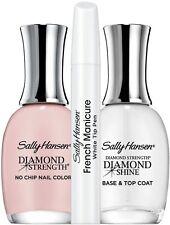 Sally Hansen Diamond Strength French Manicure Pen Kit, Ballet Bare 1 ea