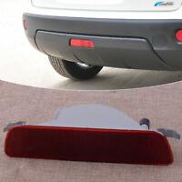 Luz trasera Reflector antiniebla parachoques trasero For Nissan QASHQAI 2007-13