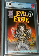 Eternity Comics Evil Ernie 1 CGC 8.0 1st Appearance of Evil Ernie and Lady Death