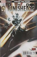 PUNISHER #223 MARVEL LEGACY COVER A 1ST PRINT WAR MACHINE