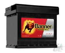 BATTERIA AUTO BANNER POWER BULL P50 03 50Ah 450A 12V 210x175x190 +DX DACIA FIAT