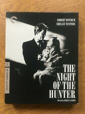 The Night of the Hunter (Blu-ray Disc, Criterion Collection, Digipak)
