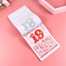 1pc Chinese Calendar Practical 2020 Daily Wall Calendars for School Office Home