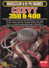 Musclecar and Hi-Po Engines Chevy 350 400 Book of 21 Magazine Articles 1967-1987