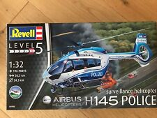 +++ Revell 04980 Airbus H145 Police suveillance helicopter 1:32 04980