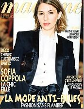 Mag 2010: SOFIA COPPOLA_OLIVIA RUIZ_MARINA FOÏS_DITA VON TEESE_DAPHNE ROULIER